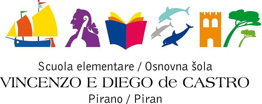 Scuola elementare  Vincenzo e Diego de Castro Pirano